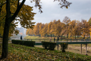 Vilsonovo šetalište in Sarajevo